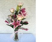 Pink Passion in Naples FL, Gene's 5th Ave Florist