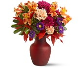 Leaves of Autumn in San Clemente CA, Beach City Florist