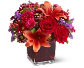 Teleflora's Autumn Grace in Vancouver BC, Downtown Florist