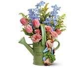 Teleflora's Peter Rabbit� Bouquet in San Juan PR, De Flor's Flowers & Gifts