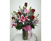 Lillies & Roses in Longview TX, The Flower Peddler, Inc.