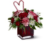 Teleflora's Holiday Sweetheart in Huntley IL, Huntley Floral