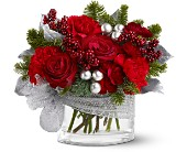 Teleflora's Silver Lining in Liverpool NS, Liverpool Flowers, Gifts and Such