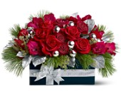 Gift of Roses in Norwich NY, Pires Flower Basket, Inc.