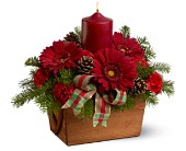 Home for the Holidays in Hamilton ON, Joanna's Florist