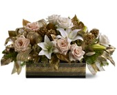 Christmas Elegance in New York NY, Fellan Florists Floral Galleria