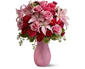 Pink Inspiration in Augusta GA, Ladybug's Flowers & Gifts Inc