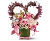 The Enchanted Bouquet by Teleflora in Mystic CT, The Mystic Florist Shop