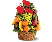 Tower of Fruit in Dallas TX, Petals & Stems Florist