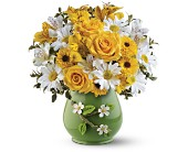 Teleflora's Sweet Blossom Bouquet in Shoreview MN, Hummingbird Floral