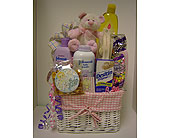 Baby Basket in Laurel MD, Rainbow Florist & Delectables, Inc.