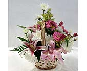 Basket of Thanks Yous in Mountain Top PA, Barry's Floral Shop, Inc.