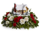 Thomas Kinkade's Childhood Home by Teleflora in Columbus OH, OSUFLOWERS .COM