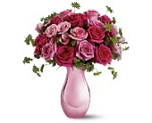 Celebrate Mom Bouquet by Teleflora in Edmonton AB, Petals For Less Ltd.