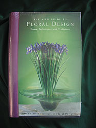 ''AIFD Guide to Floral Design'' $20 off in Drexel Hill PA, Farrell's Florist