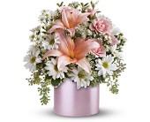 Teleflora's Tickled Pink Bouquet in Bucyrus OH, Etter's Flowers