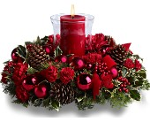 Christmas by Candlelight in Dallas TX, Petals & Stems Florist