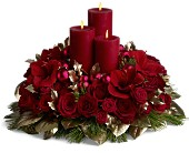 Carols by Candlelight in Dallas TX, Petals & Stems Florist