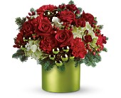 Teleflora's Holiday in Style in Winnipeg MB, Hi-Way Florists, Ltd