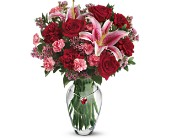 Teleflora's Rubies & Roses Bouquet in Pell City AL, Pell City Flower & Gift Shop