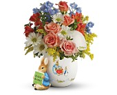 Teleflora's Peter Rabbit Bouquet in Ellwood City PA, Posies By Patti