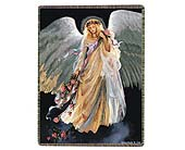 Messenger of Love Throw Blanket in Ambridge PA, Heritage Floral Shoppe
