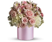 Teleflora's Sweet Pinks Bouquet in Jamison PA, Mom's Flower Shoppe