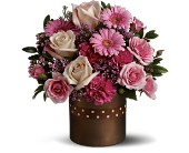 Teleflora's Just Smitten in Jamison PA, Mom's Flower Shoppe