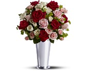 Love Letter Roses in St. Louis Park MN, Linsk Flowers