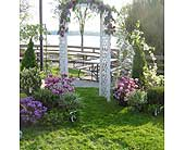 Outdoor Ceremonies in Wolfeboro Falls NH, Linda's Flowers & Plants