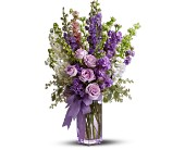 Teleflora's Pretty in Purple in Oklahoma City OK, Array of Flowers & Gifts