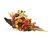 Cornucopia Centerpiece in Winter Park FL, Apple Blossom Florist