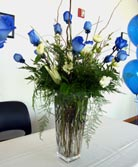 Blue Roses in Pleasanton CA, Tri Valley Flowers
