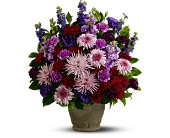 Teleflora's Straight From the Heart in Fort Wayne IN, Flowers Of Canterbury, Inc.