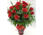 Luxury Upgrade Red Roses, picture