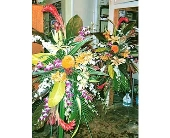 Tropical Funeral in Templeton CA, Adelaide Floral