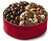 Mixed Nuts and Chocolate Almonds in Dallas TX, Goodies from Goodman