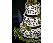 Wedding Cake in Kirkland, Washington, Fena Flowers, Inc.