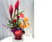 Tropical Passion Design in Houston TX, Clear Lake Flowers