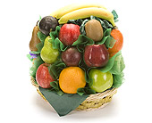 The Basic Fruit Basket in Staten Island NY, Eltingville Florist Inc.