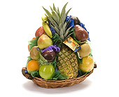 The Classic Fruit Basket in Staten Island NY, Eltingville Florist Inc.