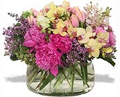 Spring Elegance in New York NY, Fellan Florists Floral Galleria