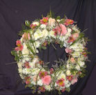 Tender Thoughts Wreath in Sun City Center FL, Sun City Center Flowers & Gifts, Inc.