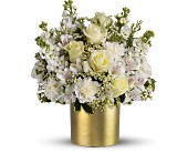 Teleflora's Champagne & Gold - Deluxe in Maple ON, Jennifer's Flowers & Gifts