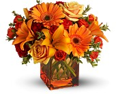 Teleflora's Sunrise Sunset - Deluxe in Los Angeles CA, Westchester Flowers