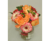 Fall Bouquet in Worcester MA, Herbert Berg Florist, Inc.