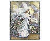 Angel of Love Tapestry Throws in Coraopolis PA, Suburban Floral Shoppe