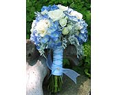 Blue Harmony Bouquet in Guilford CT, Guilford White House Florist
