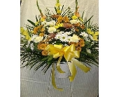 Standing Basket in Bellmore NY, Petite Florist