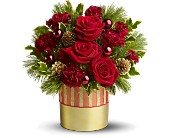 Teleflora's Holiday Elegance in Aston PA, Wise Originals Florists & Gifts